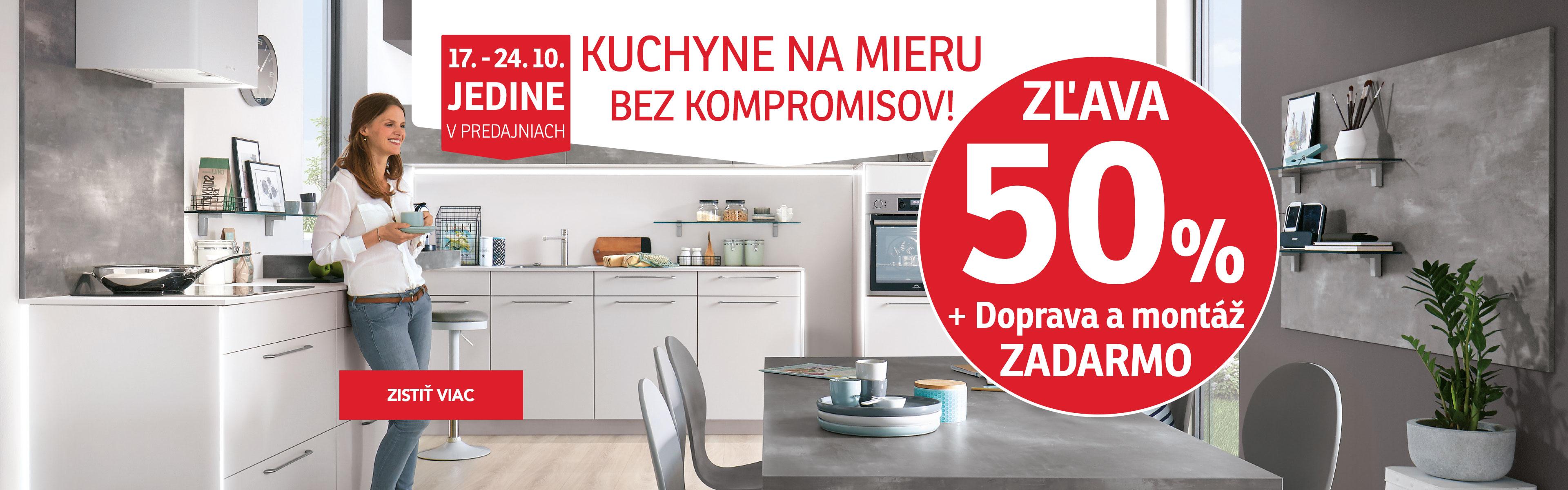 Kuchyně 50% 910-s1 2
